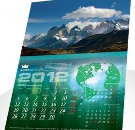 Kalendarz 13-stronicowy Agrocentrum
