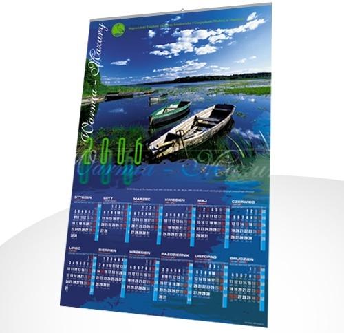 Kalendarz jednodzielny WFOŚ Warmia Mazury