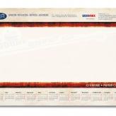 kalendarze podkładowe Wodmax