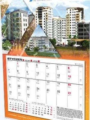 Kalendarz jednodzielny Arbet