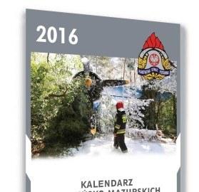 Kalendarz spiralowany Straży Pożarnej