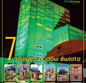 Kalendarz 13-stronicowy na rok 2016 firmy Agrocentrum