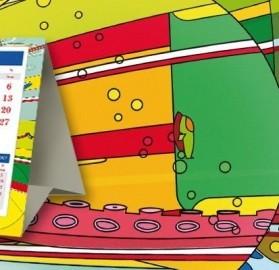 Indywidualny kalendarz trójkątny