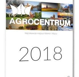 Kalendarz 13-stronicowy na rok 2018 dla firmy Agrocentrum